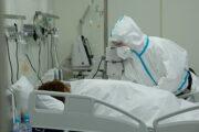 Впервые сянваря вРоссии выявили более 21тысячи новых случаев COVID-19