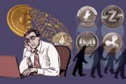 Скандалы с биткоином становятся совсем неприличными