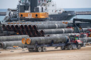 Украина потребовала санкций против оператора «Северного потока-2»: Бизнес: Экономика: Lenta.ru