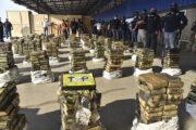 В Парагвае найден склад с рекордной партией кокаина: Преступность: Мир: Lenta.ru
