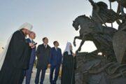 Путин рассказал о важности победы на Чудском озере