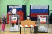 В России завершились трехдневные выборы