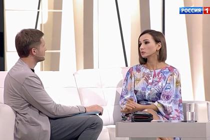Российская телеведущая назвала причину развода с мужем: ТВ и радио: Интернет и СМИ: Lenta.ru