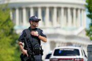 Полиция запросила помощь военных из-за протестов правых в Вашингтоне