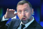 Дерипаска назвал пагубной идею «особого пути» России: Бизнес: Экономика: Lenta.ru