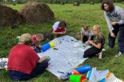Голландская художница придумала творческие проекты в русских деревнях: Люди: Моя страна: Lenta.ru