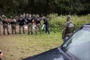 Власти Польши отправили мигрантам смс-сообщения с требованием покинуть страну: Политика: Мир: Lenta.ru