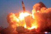 Северная Корея запустила еще одну ракету в сторону Японии: Политика: Мир: Lenta.ru