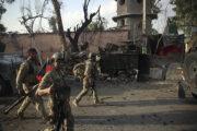 В афганском Джелалабаде прогремел взрыв: Происшествия: Мир: Lenta.ru