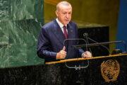 Эрдоган вновь отказался признавать Крым российским: Политика: Мир: Lenta.ru