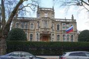 Посольство России назвало смехотворными доказательства в деле Скрипалей: Общество: Мир: Lenta.ru