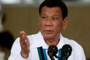 Президент Филиппин анонсировал уход из политики: Политика: Мир: Lenta.ru